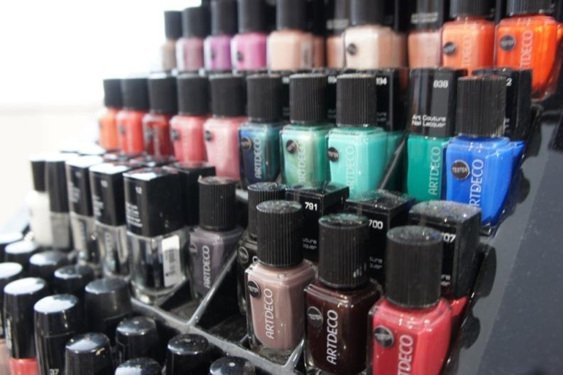 Vernis à ongles ArtDéco
